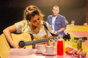 Dogfight, The Southwark Playhouse