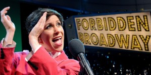 Forbidden Broadway, The Vaudeville Theatre