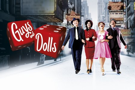 'Guys and Dolls' at The Savoy Theatre