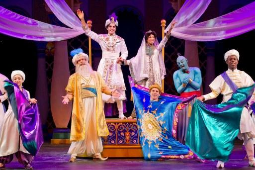 """Disney's Aladdin – A Musical Spectacular"""